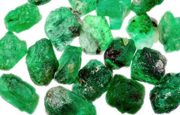 Esmeralda piedra del mes de septiembre
